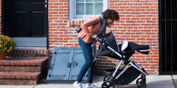 Best Strollers for Active Moms